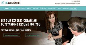 The Lettersmith.com