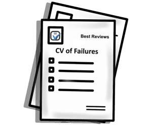 CV of Failures