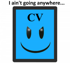 The CV Will Stay With Us Forever