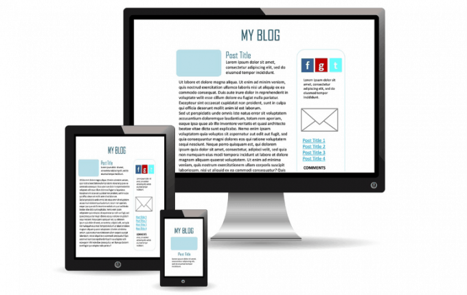 Blog Writing In Personal Website
