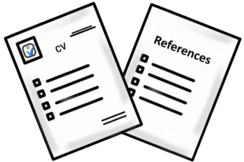 how to include references in resumes like a professional