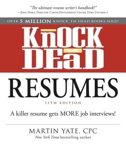 Knock 'em Dead Resumes 2017