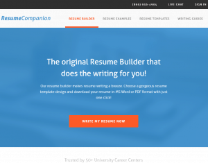 Resume Companion Reviews by Experts Users Best Reviews