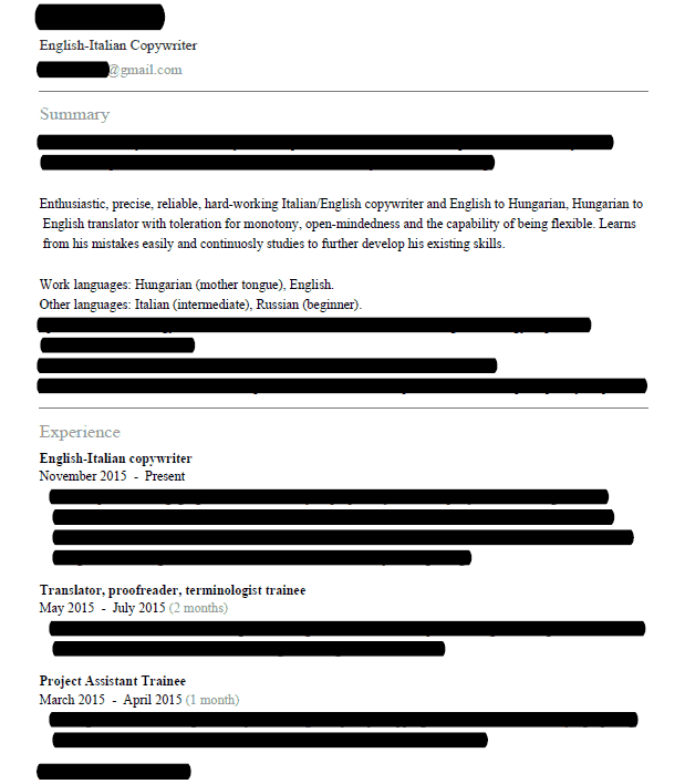 How To Link Pdf Files On Resume