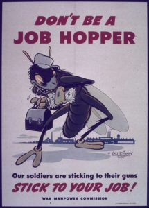 Opinion on Job Hoppers by Employers