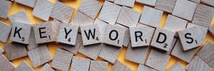 Using the Right Keywords in Your Resume