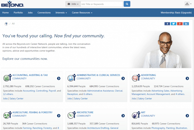 Beyond.com Community