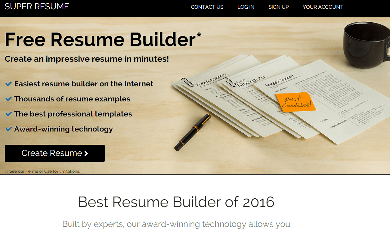 SuperResume Reviews by Experts Users Best Reviews